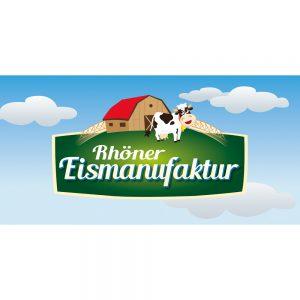 Logo Rhöner Eismanufaktur